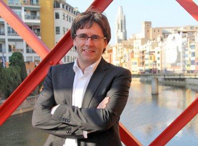 Карлес Пучдемон, каталунски сепаратист, бивш регионален премиер на областта