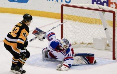 Георгиев пусна 3 гола за минута в НХЛ