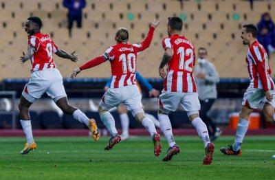 Историческо: Атлетик Билбао ще изиграе два финала за една и съща купа в рамките на дни
