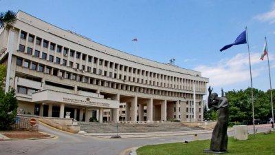 Външно: Личната позиция на US сенаторите не изразява мнението на Сената