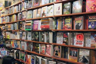 Затварянето на моловете ударило най-тежко пазара на книги у нас