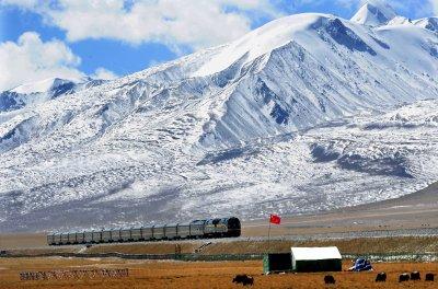 Влак стрела в Тибет от 1 юли