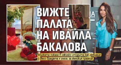 Вижте палата на Ивайла Бакалова