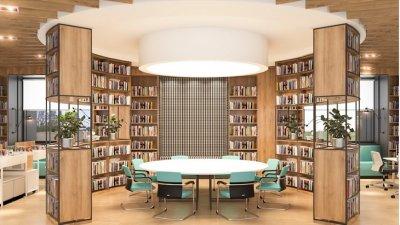 Ултрамодерна библиотека отваря врати в Бургас