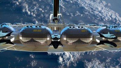 Първият хотел в Космоса отваря през 2027-ма