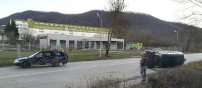Aвтомеле край Ботевград взе жертва
