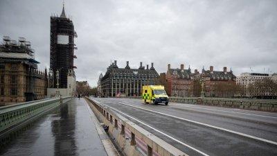 Британските служби осуетили три терористични атаки от началото на пандемията