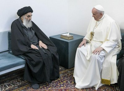 Папата отпътува за Рим след историческата визита в Багдад