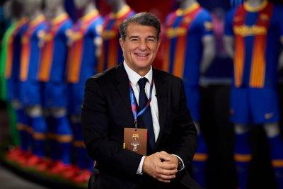Жоан Лапорта е новият президент на Барселона