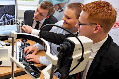 В Швейцария създадоха кибер ретина с висока резолюция