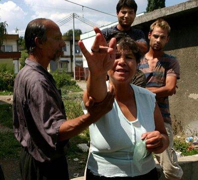 Жестоко циганско меле в Пловдив