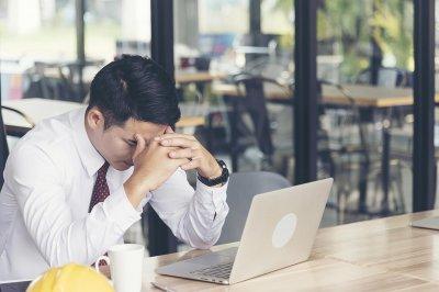 Как да отслабнем зад бюрото