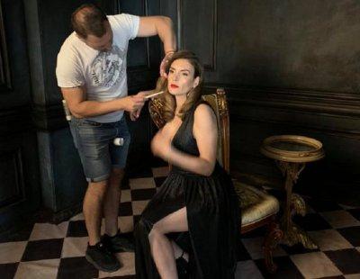 Диана Любенова радва с палава снимка