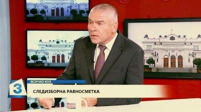Марешки иска Цветанов да организира структурите на Воля