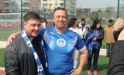Почина Владо Стоянов - легенда на бургаския футбол