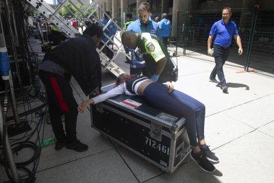 Ужас в Торонто! Четирима простреляни на партито на Раптърс! (СНИМКИ И ВИДЕО)