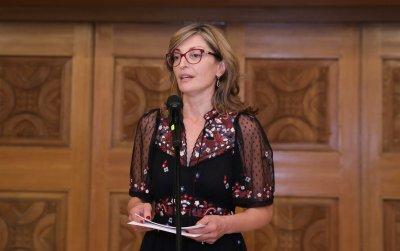 Екатерина Захариева: Западните Балкани трябва да са ключов приоритет в глобалната стратегия на Евросъюза