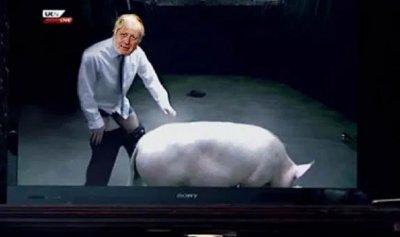 Борис Джонсън ги пори като риби, ние си дебнем Мата Хари