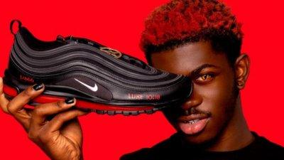 """Изтеглят скандалните """"сатанински"""" маратонки с логото на Nike"""
