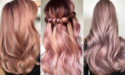 Пролетно: Ягода и течен шоколад в косата