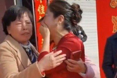 На сватбата свекърва позна в снахата дъщеря си