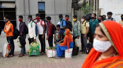 Индия за първи път с над 200 000 заразени за денонощие