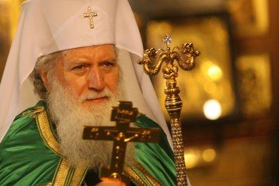 Прецедент: Патриархът не дойде на откриването на парламента, болен е