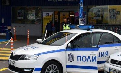 Бандит с 11 присъди обра строителен хипермаркет в Пловдив