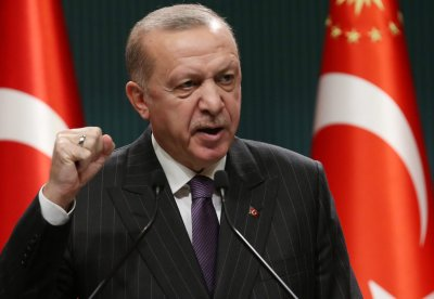Ердоган обвини италианския премиер в нагло поведение