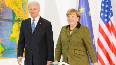 Байдън и Меркел зоват Путин да не струпва войски край Украйна
