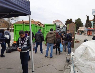Акция: Варна събира капачки за недоносените бебета