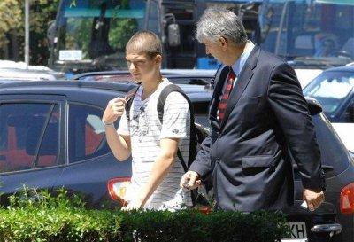 Синът на Лъчо Мозъка избягал от катастрофата с Милен Цветков от страх