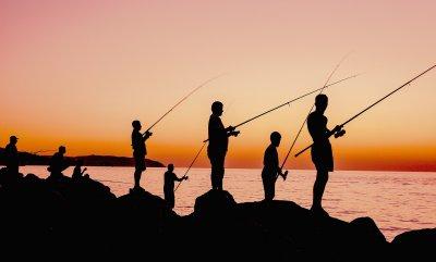 Къде ловим риба по време на забраната (СПИСЪК)