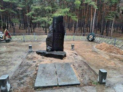 Ремонтират паметника на хан Кубрат