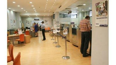 Банки привикват на гише, иначе закриват сметки