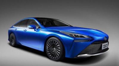 """""""Тойота"""" разработва революционен мотор с водород"""