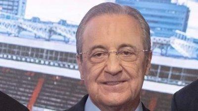 Флорентино Перес си знае своето: Юве и Милан не са напуснали Суперлигата