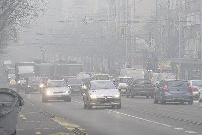 При смог само екоколи в София и повече миене на улиците