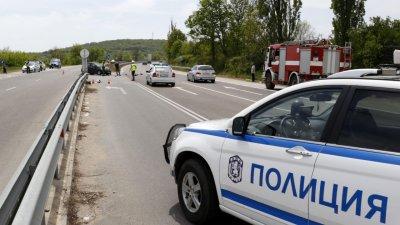 Прокуратурата разследва адското авто меле край Пловдив