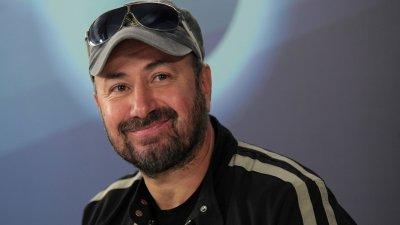 Актьорът и музикант Стефан Вълдобрев