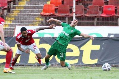 Агресията срещу Десподов струва 3 бона на ЦСКА