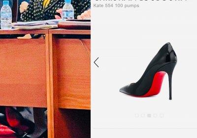 Луксозен живот! Мая Манолова лъсна с обувки за 1200 лева