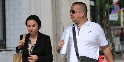 Илчовски отказа да говори с журналистите (снимка)