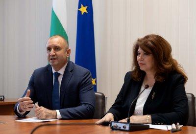 Румен Радев: България е навсякъде по света