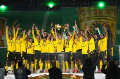 Борусия Дортмунд не остави шанс на РБ Лайпциг и триумфира с Купата