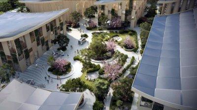 """""""Тойота"""" създава водороден град на бъдещето"""