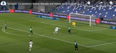 Голът, който вкара Кристиано Роналдо в историята (ВИДЕО)