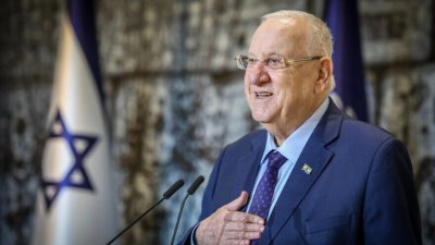 Израелският президент: Ще преодолеем това изпитание със сила и въоръжение