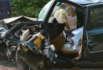 Ужас: Трима загинаха при адско меле с тирове край Монтана