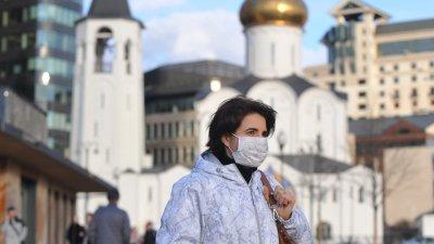Русия с първи случаи на индийския щам на коронавируса